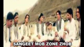 Shekib Sozan .New Pashto Song.Makh de Gurama.2011.2012.zhob video