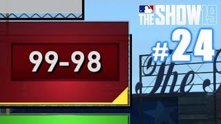 MY 100TH WIN OF THE YEAR?! | MLB The Show 19 | Diamond Dynasty #24