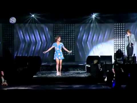 ONEW ENGLISH DUET #3   feat. LUNA - Can I Have This Dance (HSM3)