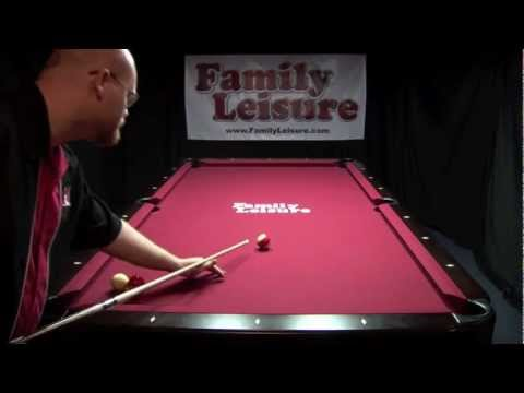 POOL TRICK SHOTS - Jesse Allred - AWESOME YouTube Video - v2