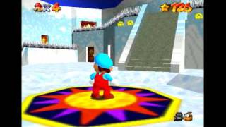 Super Mario 64 Icy Adventure (Preview)