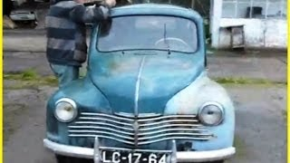 Renault 4CV - 1951 (JOANINHA)