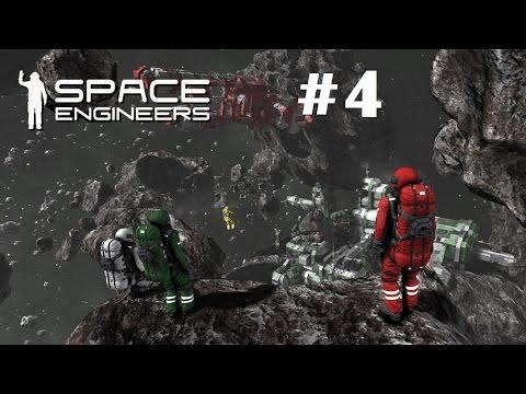 """#04 Carrière suivie Space Engineers """"Plateforme"""""""