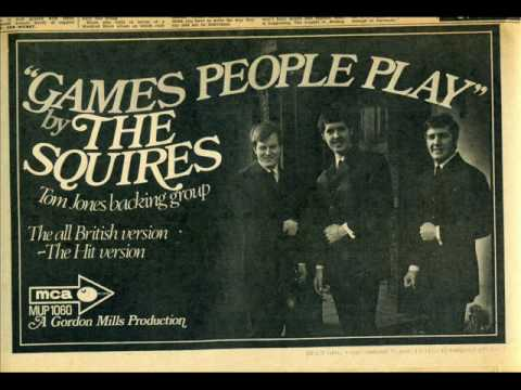 The Squires - 'Games People Play' (1969)