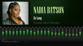 Nadia Batson So Long The Purple Heart Riddim 2019 Soca Hd
