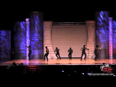 Очень красивый танец, хип хоп танец.