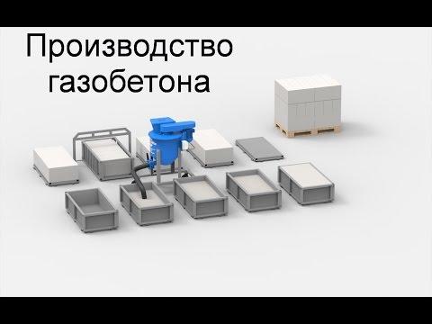 Производство газобетона своими руками как бизнес