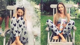 Nabilla - Ice Bucket Challenge ALS, (Video) HD