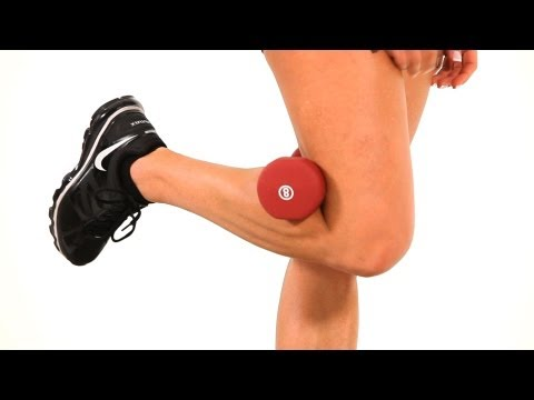 How to Do a Standing Leg Curl | Sexy Legs Workout Image 1