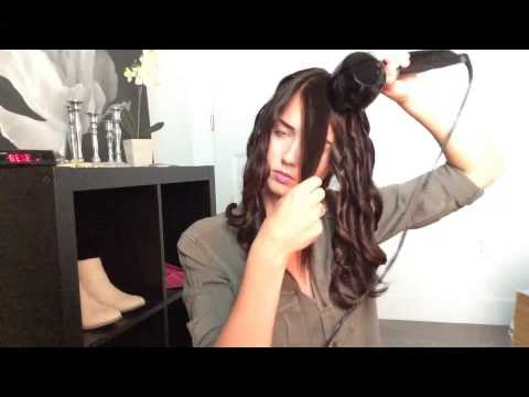 Curl Freak by Rusk tutorial