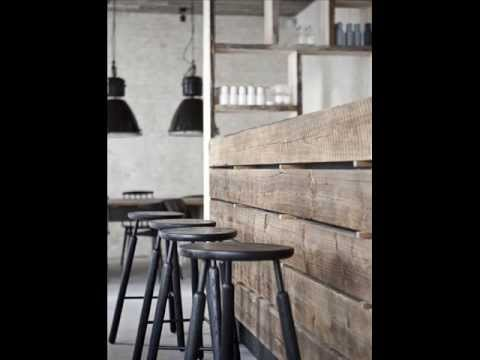 Muebles con pallets reciclados - YouTube