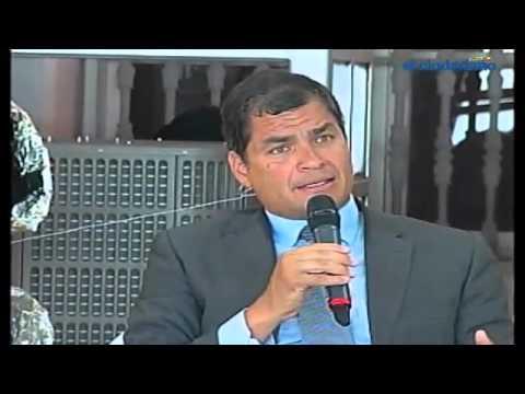 Cupre, Preguntas y respuestas al Presidente Rafael Correa