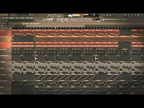 Rakim & Ken Y - Quedate Junto A Mi Instrumental Remake Fl Studio video