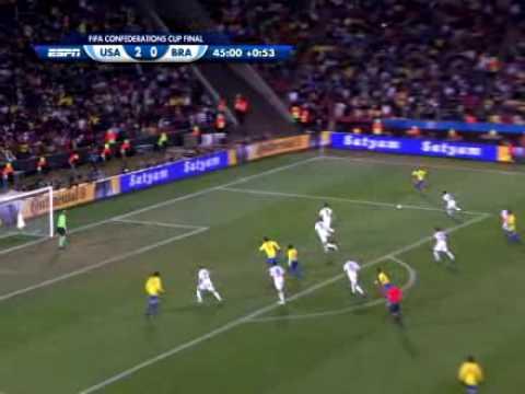 Brazil x USA - CONFEDERATIONS CUP FINAL 2009