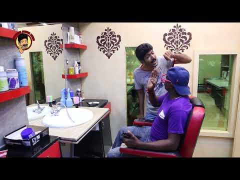 African Hair-look in New Pakistan   Hair Cutter   Asghar Khoso