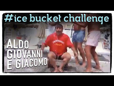 #icebucketchallenge - La secchiata di Giacomo contro la SLA