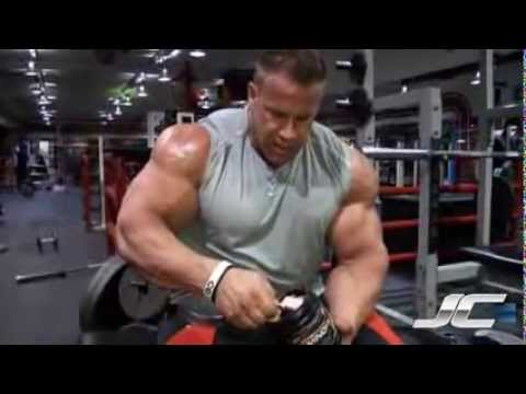 Jay Cutler Arms Jay Cutler Arms Full And