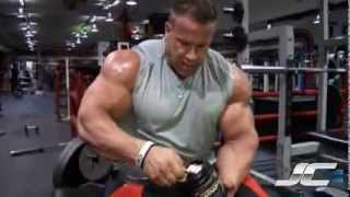 Jay Cutler Arms Full and Proper Biceps Exercise For Half an Hour