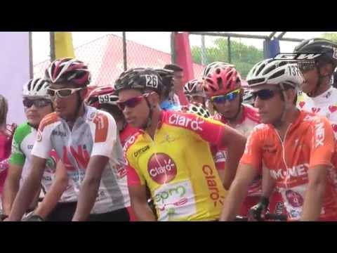 Revista Mundo Ciclistico: Clásico RCN Claro 2014 Et4 Byron Guama Victoria Castañeda lider