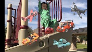 Săn siêu xe   Fun Playground   Chơi cầu tuột   Cả Nhà Thương Nhau   Con Heo Đất   Cô giáo em