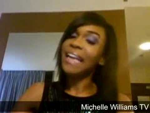 Michelle Williams - After the Show/Dance Contest