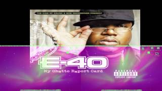 Watch E-40 Muscle Cars video