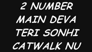 download lagu Bilal Saeed 2 Number Song With Lyrics gratis
