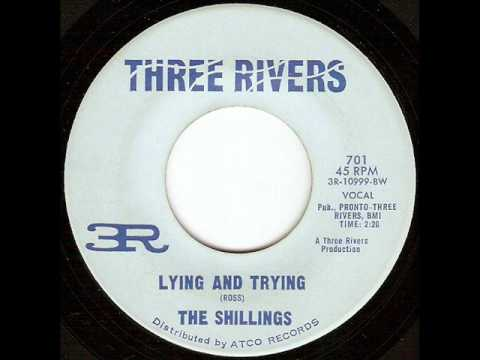 The Shillings - Lying And Trying