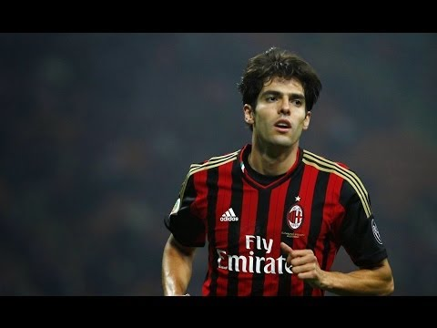 Ricardo Kaká - The Master Of Football - Tribute | Hd video