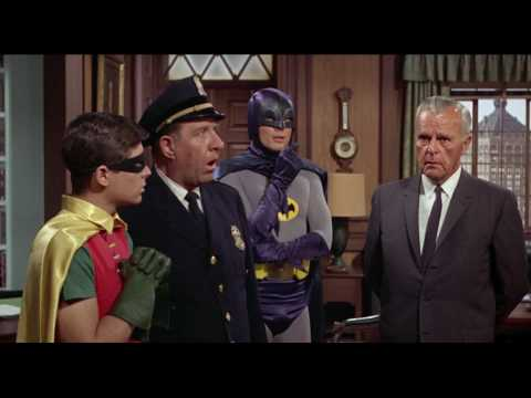 Alliance de Super vilains , extrait de Batman  (1966)