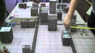 Robotech RPG Tactics #1 Pitched battle