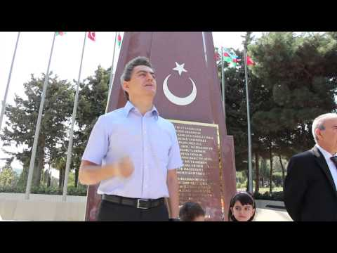 Milli Şura Türk Şəhidliyini Ziyarət Etdi