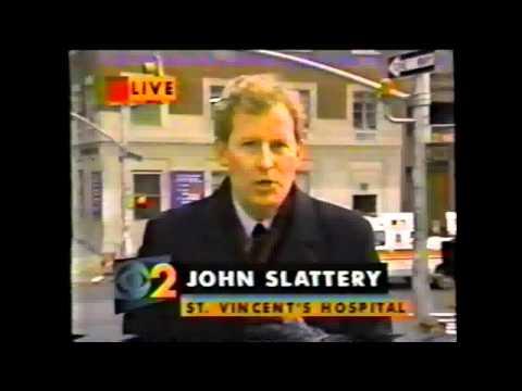 1993 WTC Bombing - LIVE News Coverage
