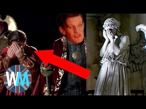 Top 10 Doctor Who Fan Theories