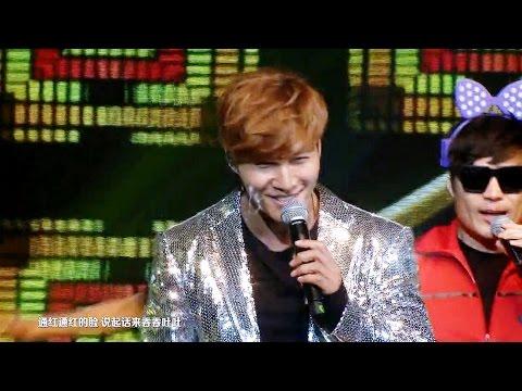 Give Me - Kim Jong Kook solo concert in Beijing (20150214)