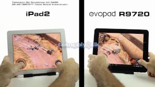 Dark evopad R9720 vs ipad 2