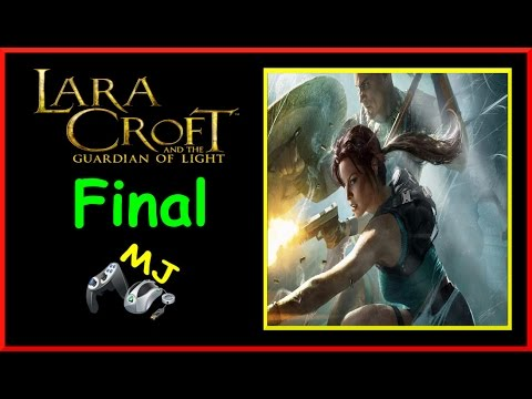 Lara Croft e o Guardião da Luz (Final)