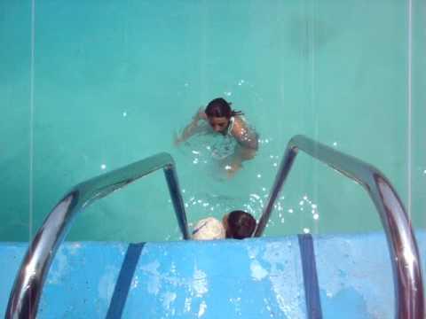Mary al agua