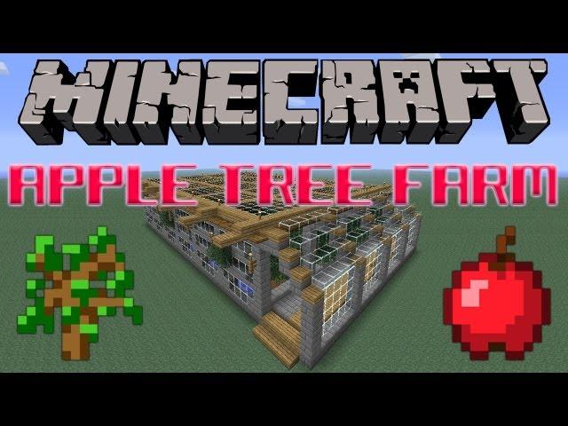 Apple Tree Farm Tutorial