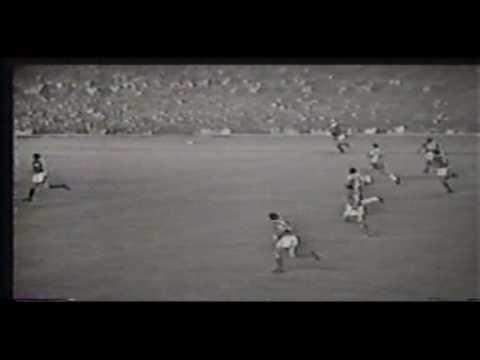 Brazil v Mexico 1970 'Pele & Jairzinho'