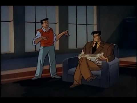 Batman: The Animated Series - 40 If You're So Smart, Why Aren't You Rich Hd - The Riddler video