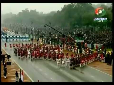 66th Republic Day Celebrations at Rajpath