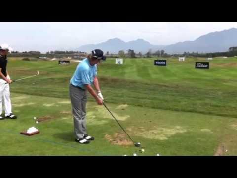 Miguel Angel Jimenez - Volvo Golf Champions 2012