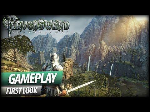 Ravensword Shadowlands - Morrowind Style Indie RPG (Commentary)