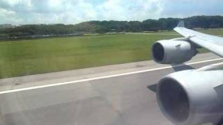 SQ22: Longest Takeoff run of a commercial passenger flight?