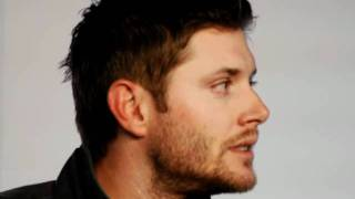 Cindy Sampson asked Jensen who's his fave leading lady on Spn #Asylum6