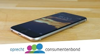 Apple iPhone 6s - Review (Consumentenbond)