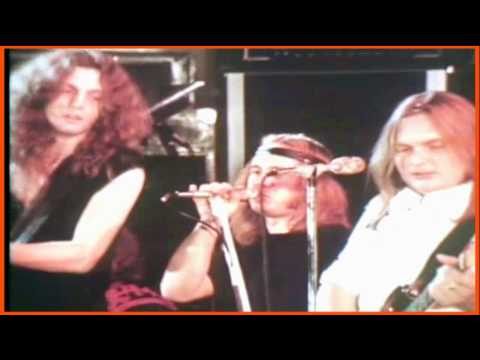 Sweet Home Alabama ~ Live 1974 ~ HD