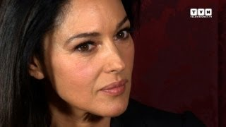 Sette rossetti per Monica Bellucci - A Milano per la sua Lipstick Collection by D&G