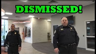 BATTLE CREEK POLICE (DISMISSED) Intimidation FAIL! 1st Amendment Audit